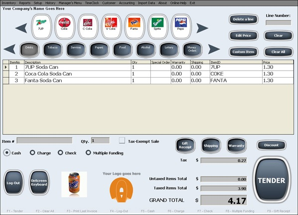 Pos Maid Screenshots And Features Alexandria Point Of